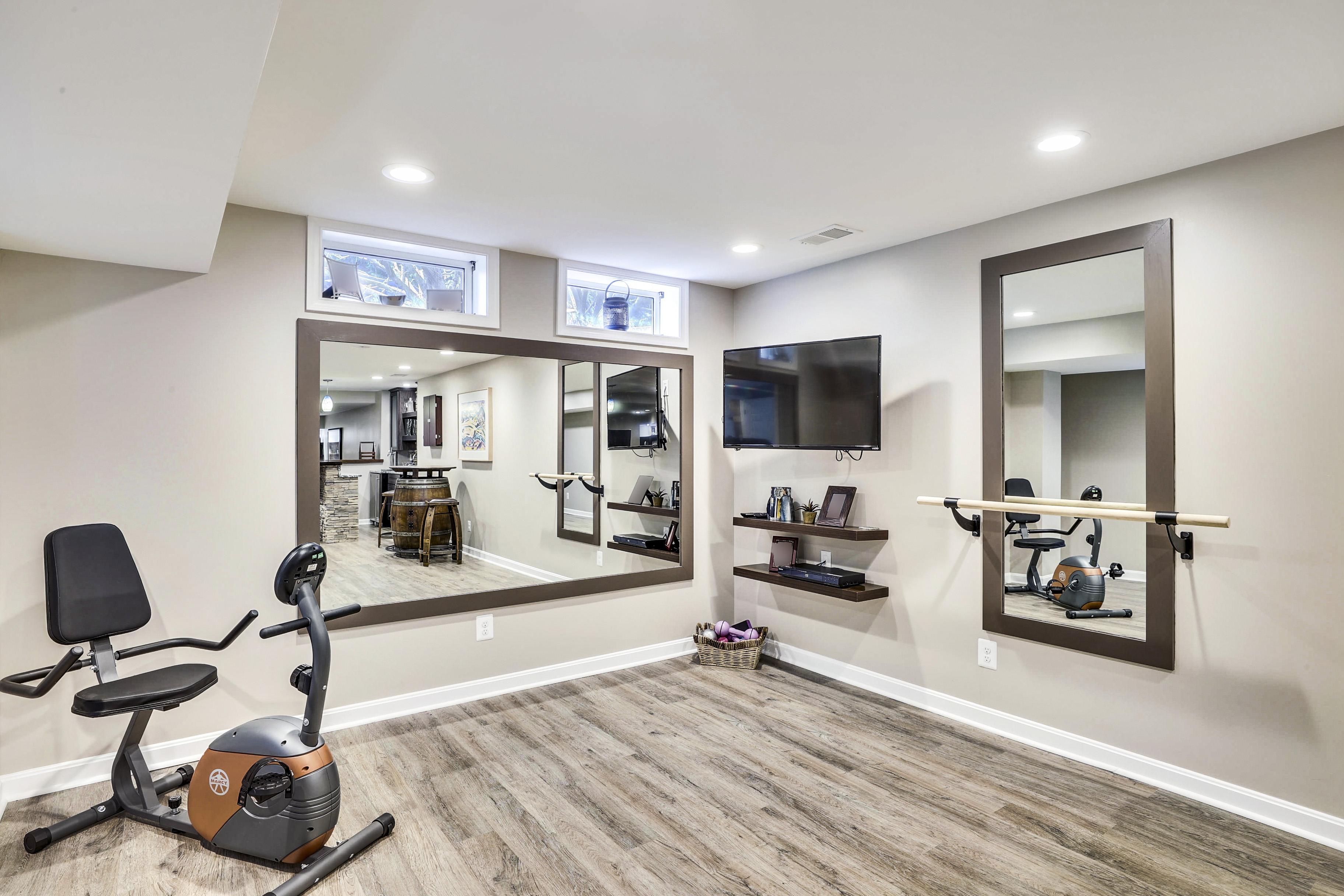 Lower Level-Gym Area-12I1244