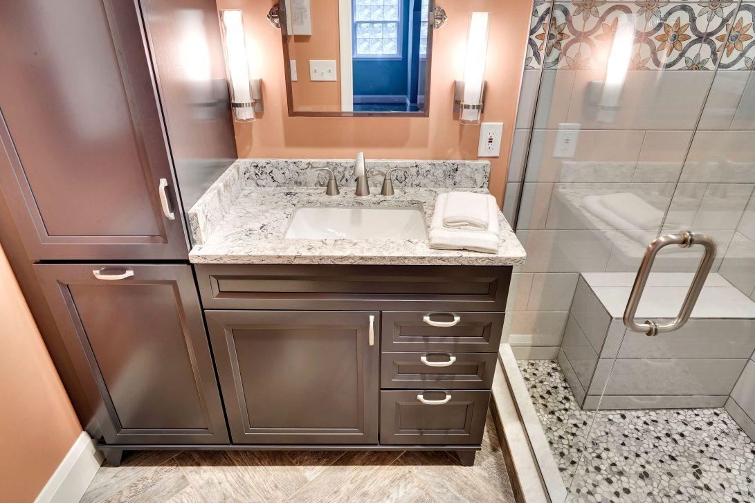 Main Level-Bathroom 2 - Vanity-12I2448