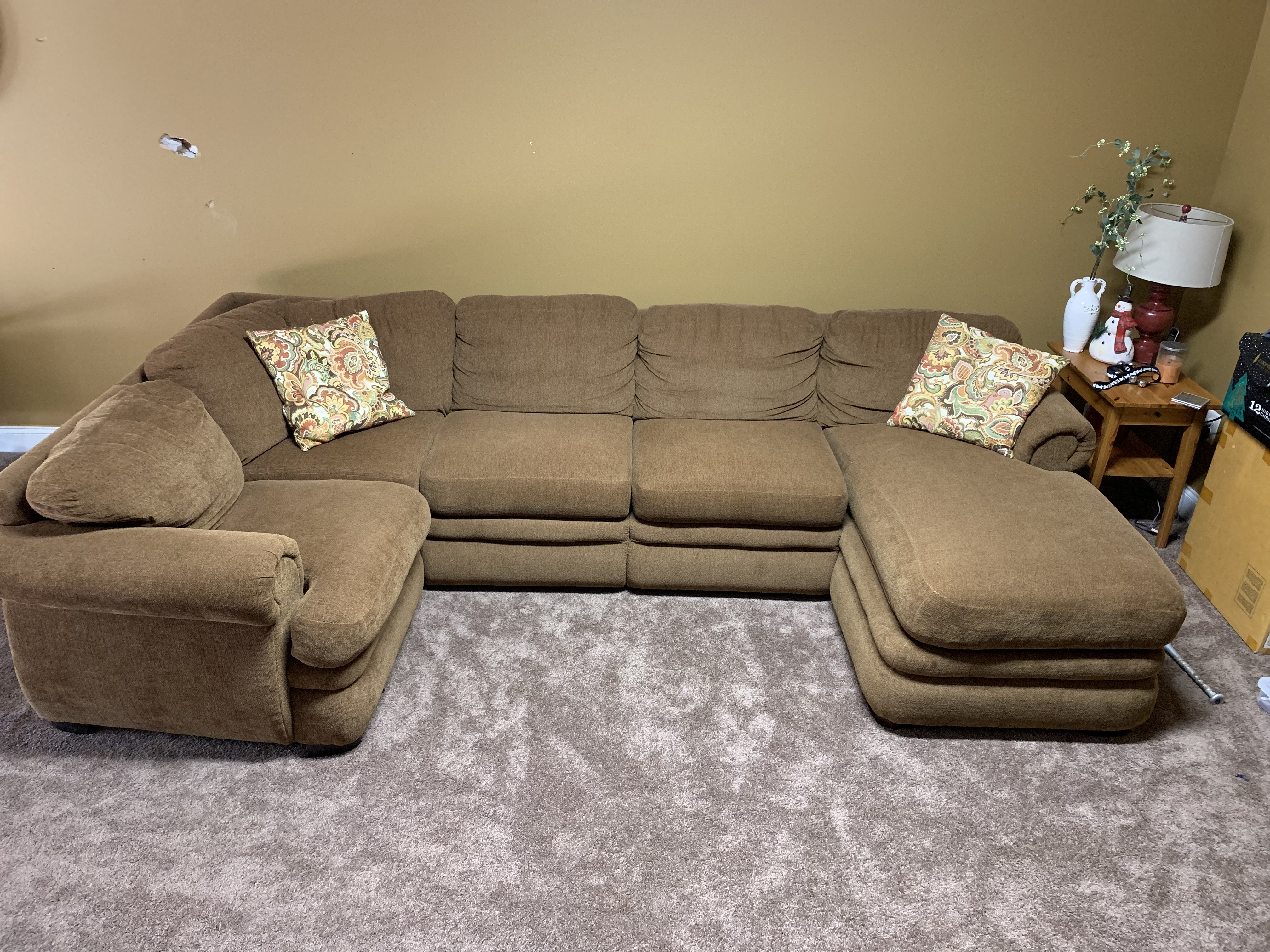 Kina Before Couch Area